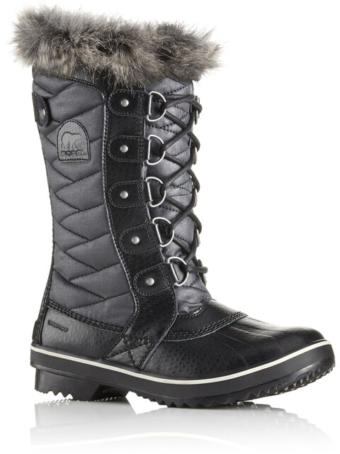 Sorel Tofino II Boots Women Black/Stone